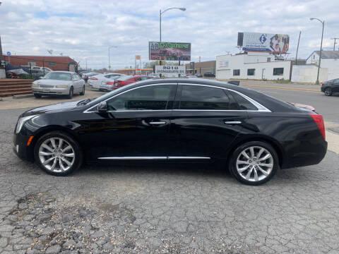 2017 Cadillac XTS for sale at A & R Motors in Richmond VA