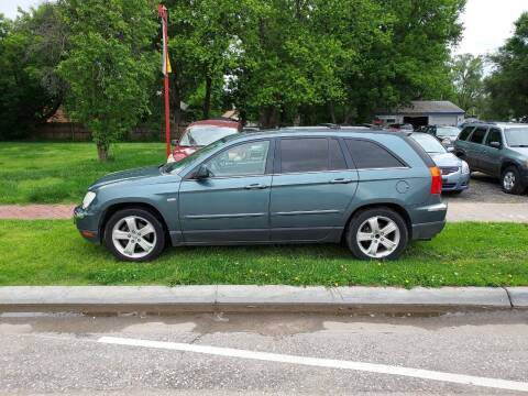 2007 Chrysler Pacifica for sale at D & D Auto Sales in Topeka KS