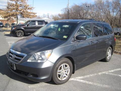 2006 Honda Odyssey for sale at Auto Bahn Motors in Winchester VA