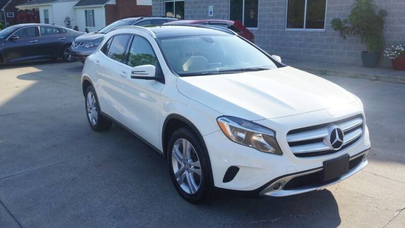 2015 Mercedes-Benz GLA for sale at World Auto Net in Cuyahoga Falls OH