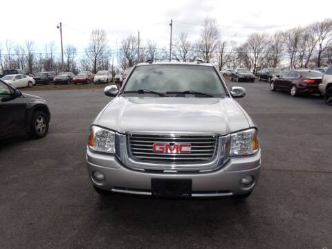 2005 GMC Envoy for sale at Pool Auto Sales Inc in Spencerport NY