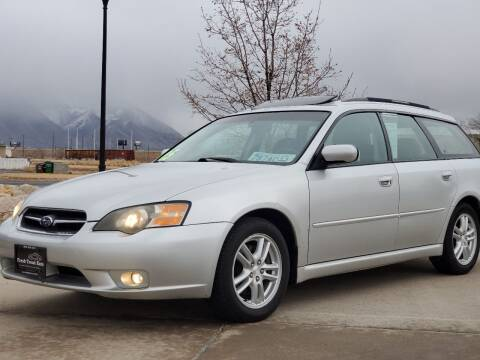 2005 Subaru Legacy for sale at FRESH TREAD AUTO LLC in Springville UT