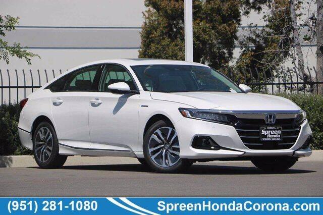2021 Honda Accord Hybrid for sale in Loma Linda, CA