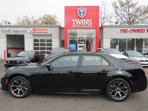 2017 Chrysler 300 for sale at Twins Auto Sales Inc in Detroit MI