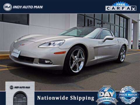 2005 Chevrolet Corvette for sale at INDY AUTO MAN in Indianapolis IN