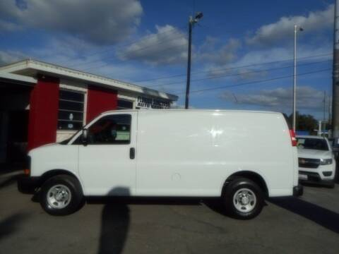 2015 Chevrolet Express Cargo for sale at Florida Suncoast Auto Brokers in Palm Harbor FL