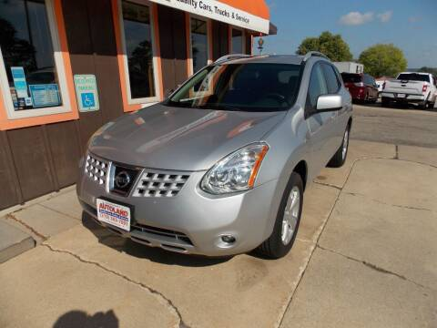 2008 Nissan Rogue for sale at Autoland in Cedar Rapids IA