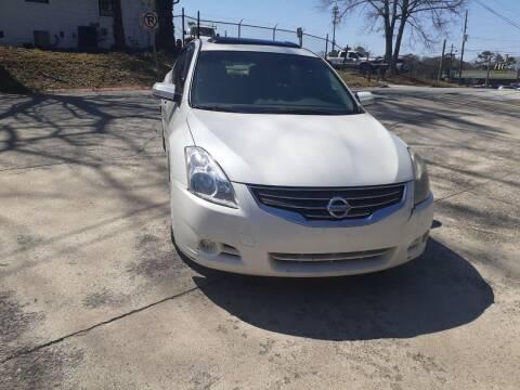 2010 Nissan Altima for sale at Star Car in Woodstock GA