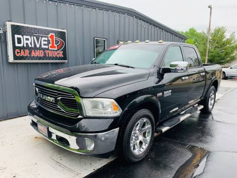2015 RAM Ram Pickup 1500 for sale at Drive 1 Car & Truck in Springfield OH