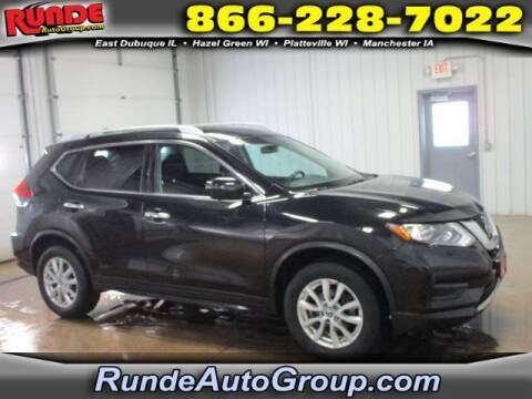 2018 Nissan Rogue for sale at Runde Chevrolet in East Dubuque IL