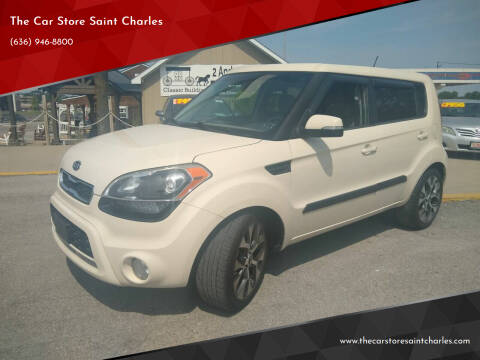 2012 Kia Soul for sale at The Car Store Saint Charles in Saint Charles MO