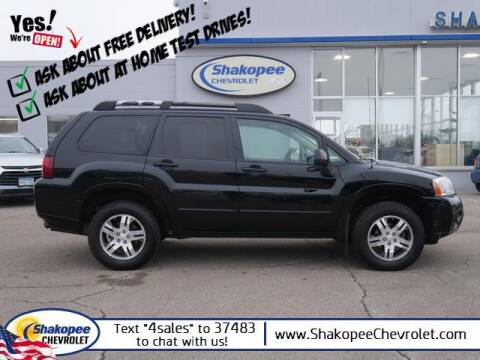 2006 Mitsubishi Endeavor for sale at SHAKOPEE CHEVROLET in Shakopee MN