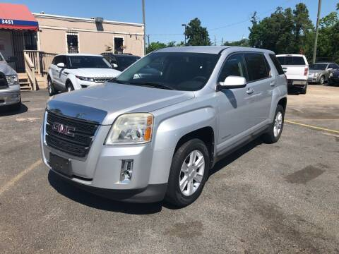 2011 GMC Terrain for sale at Saipan Auto Sales in Houston TX