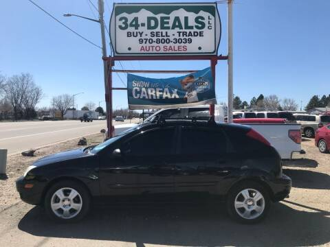 2005 Ford Focus for sale at 34 Deals LLC in Loveland CO