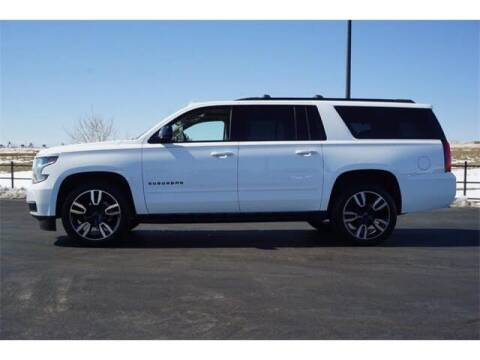 2019 Chevrolet Suburban for sale at Platinum Car Brokers in Spearfish SD