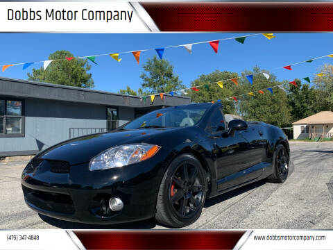 2007 Mitsubishi Eclipse Spyder for sale at Dobbs Motor Company in Springdale AR