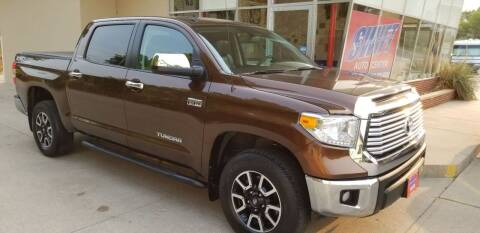 2017 Toyota Tundra for sale at Swift Auto Center of North Platte in North Platte NE