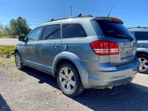 2010 Dodge Journey for sale at Deals On Wheels Autos and RVs in Standish MI