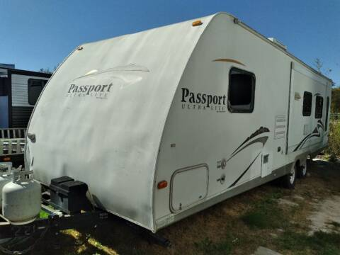 2008 Keystone CT PASSPORT for sale at South Point Auto Sales in Buda TX