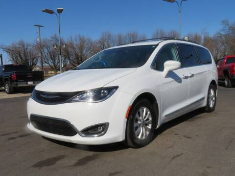 2017 Chrysler Pacifica for sale at Low Cost Cars North in Whitehall OH