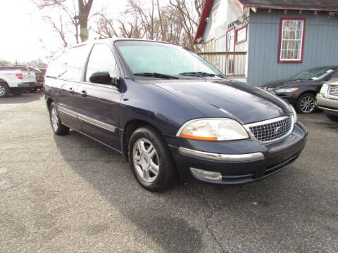 2002 Ford Windstar for sale at Auto Outlet Of Vineland in Vineland NJ
