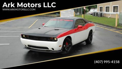 2014 Dodge Challenger for sale at Ark Motors LLC in Winter Springs FL