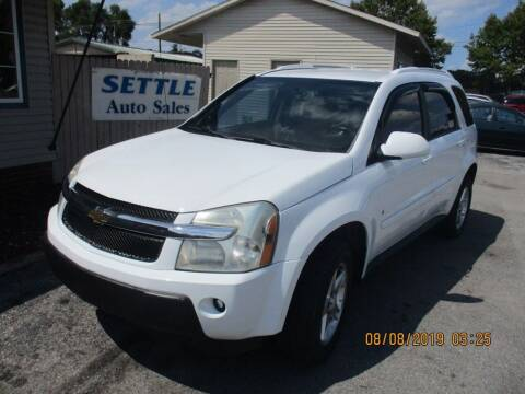 2006 Chevrolet Equinox for sale at Settle Auto Sales TAYLOR ST. in Fort Wayne IN