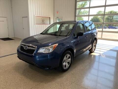 2014 Subaru Forester for sale at PRINCE MOTORS in Hudsonville MI