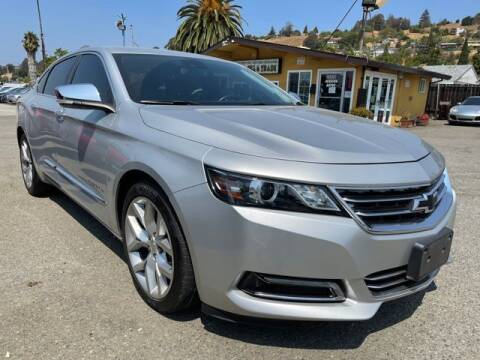 2016 Chevrolet Impala for sale at MISSION AUTOS in Hayward CA