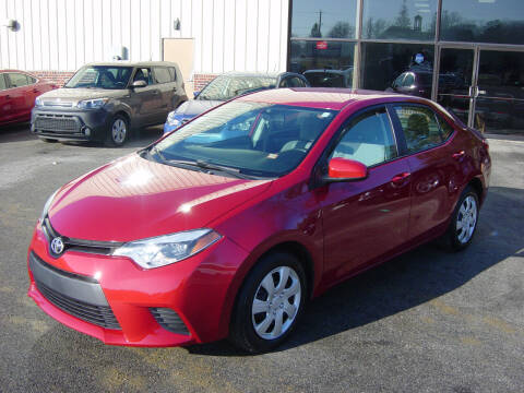 2014 Toyota Corolla for sale at North South Motorcars in Seabrook NH