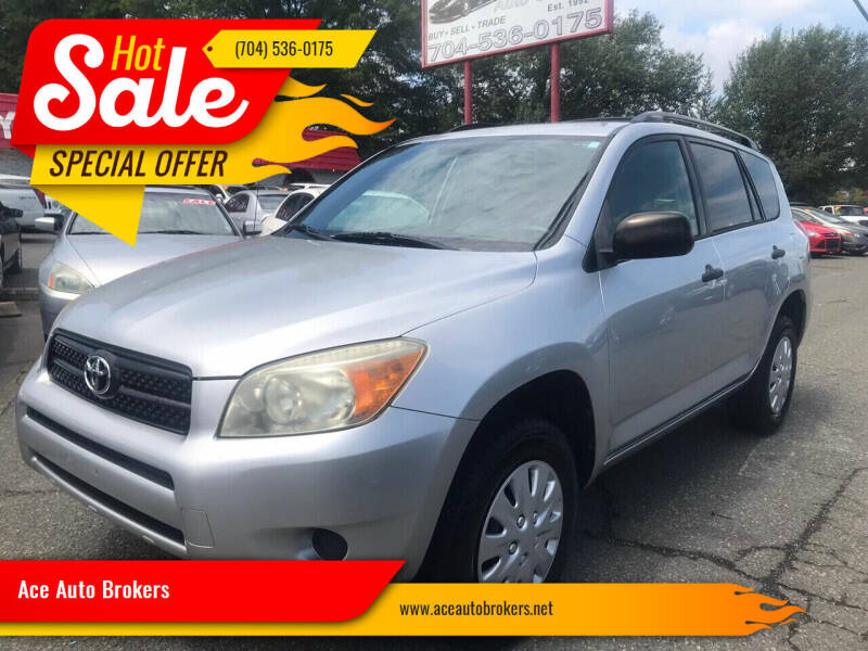 2006 Toyota RAV4 for sale at Ace Auto Brokers in Charlotte NC