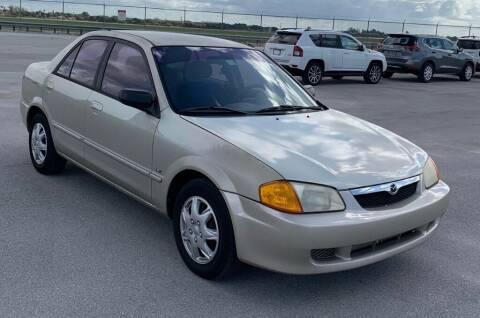 2000 Mazda Protege for sale at Cobalt Cars in Atlanta GA