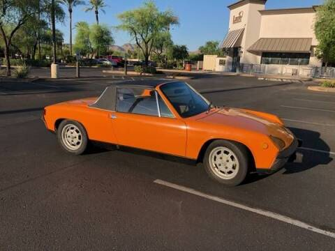 1972 Porsche 914 for sale at Classic Car Deals in Cadillac MI
