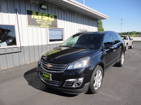 2014 Chevrolet Traverse for sale at Moss Service Center-MSC Auto Outlet in West Union IA