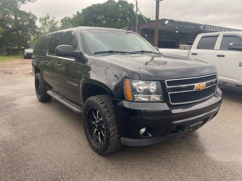 2012 Chevrolet Suburban for sale at Texas Luxury Auto in Houston TX