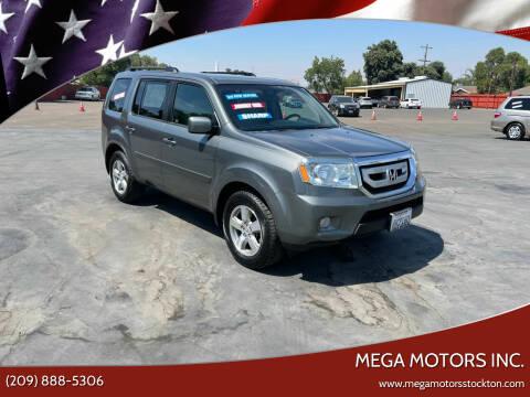 2009 Honda Pilot for sale at Mega Motors Inc. in Stockton CA
