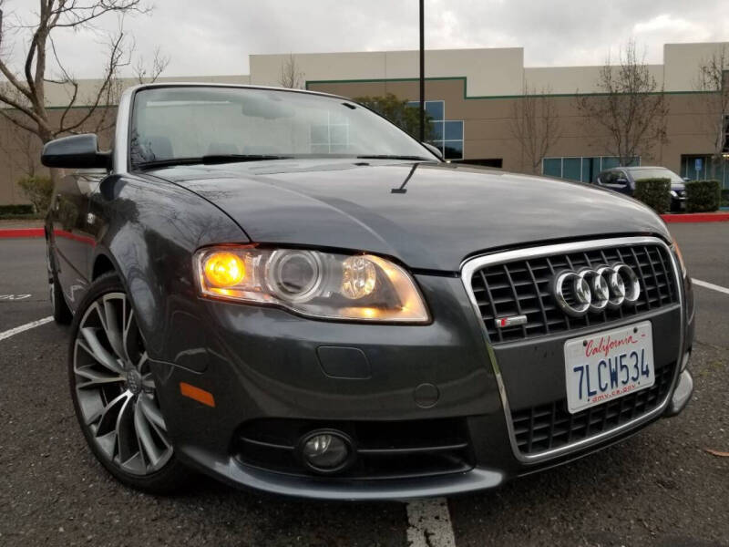 2007 Audi A4 for sale at Top Speed Auto Sales in Fremont CA