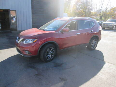 2016 Nissan Rogue for sale at Access Auto Brokers in Hagerstown MD