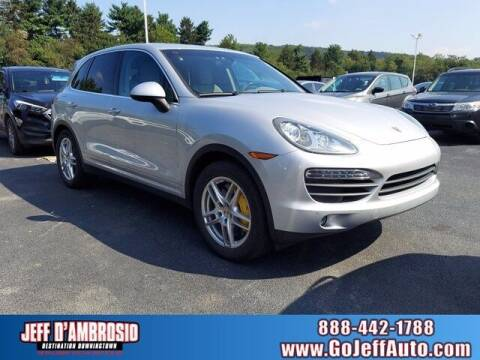 2012 Porsche Cayenne for sale at Jeff D'Ambrosio Auto Group in Downingtown PA