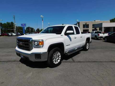 2014 GMC Sierra 1500 for sale at Paniagua Auto Mall in Dalton GA