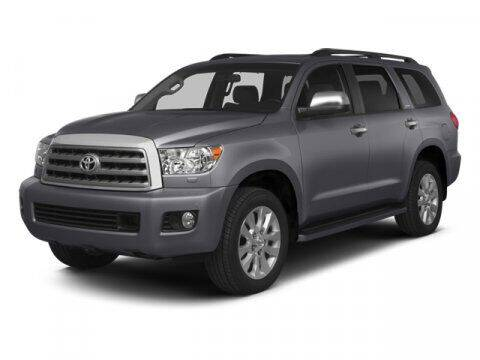 2014 Toyota Sequoia for sale at Griffin Buick GMC in Monroe NC