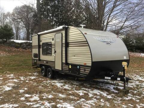 2019 Forest River Wildwood for sale at SHAKER VALLEY AUTO SALES - Late Models in Enfield NH