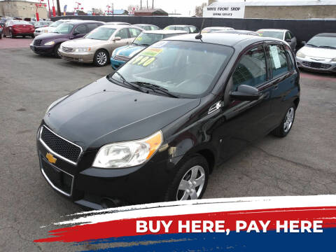 2009 Chevrolet Aveo for sale at Speedway Auto Sales in Yakima WA
