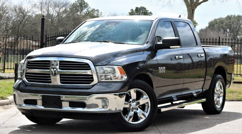 2017 RAM Ram Pickup 1500 for sale at Texas Auto Corporation in Houston TX