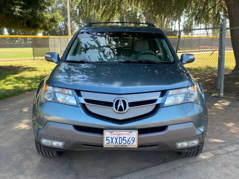 2007 Acura MDX for sale at CARFORNIA SOLUTIONS in Hayward CA