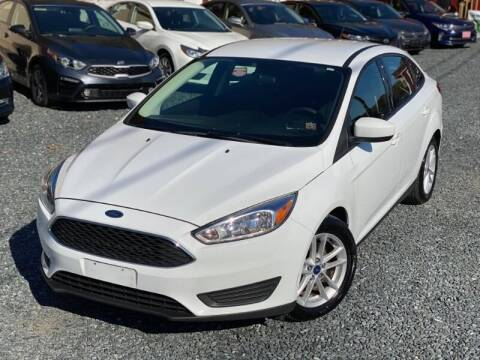 2018 Ford Focus for sale at A&M Auto Sale in Edgewood MD