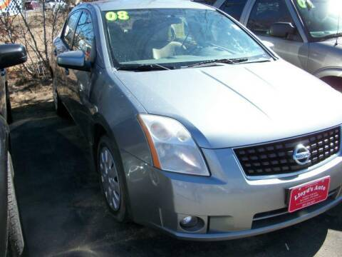 2008 Nissan Sentra for sale at Lloyds Auto Sales & SVC in Sanford ME