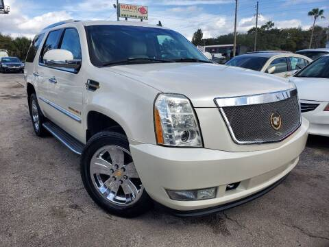 2007 Cadillac Escalade for sale at Mars auto trade llc in Kissimmee FL