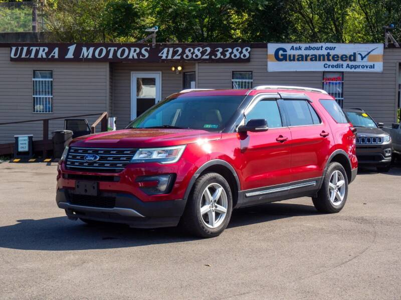 2016 Ford Explorer for sale at Ultra 1 Motors in Pittsburgh PA