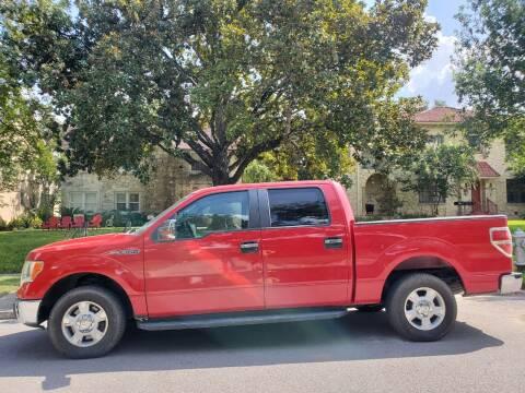 2010 Ford F-150 for sale at Progressive Auto Plex in San Antonio TX
